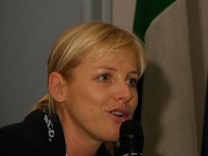 Alessia Mosca, deputata PD