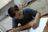 dominica mattina, compiti di matematica